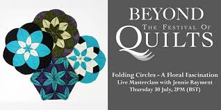 Jennie Rayment Masterclass at Beyond The Festival of Quilts