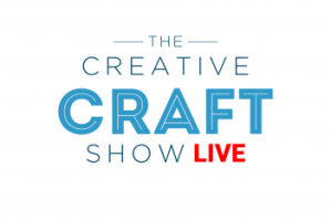 Logo for the creative craft show live as title of post